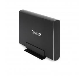 "Caixa Externa 3.5"" TooQ TQE-3531B SATA USB 3.0/3.1 Gen 1"