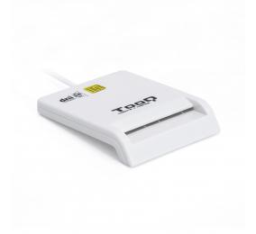 Leitor Cartão Cidadão TooQ TQR-210W USB 2.0 Branco