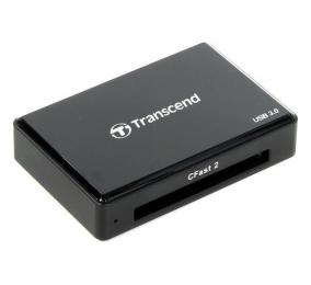 Leitor Cartões Transcend RDF2 USB3.1 CFast 2.0