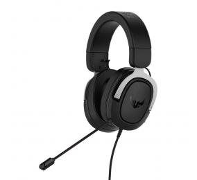 Headset Asus TUF Gaming H3 7.1 Preto/Prata