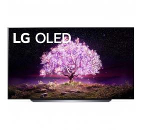 "Televisão LG Série C1 SmartTV 77"" OLED 4K UHD"