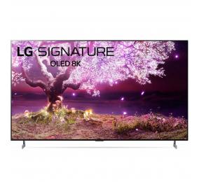 "Televisão LG Signature Série Z71 SmartTV 77"" OLED 8K UHD"