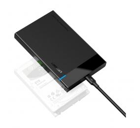 """Caixa Externa 2.5"""" UGREEN US221 USB-C 2.5"""" SATA III"""