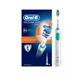 Escova de Dentes Elétrica Oral-B Trizone 600 Verde