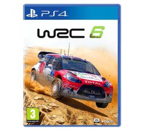 Jogo PS4 WRC 6