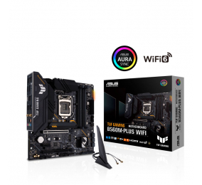 Motherboard Micro-ATX Asus TUF Gaming B560M-Plus WiFi