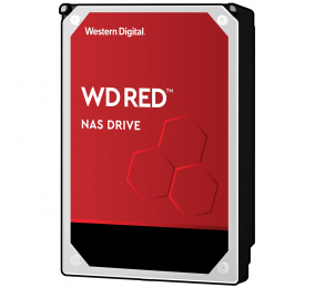 "Disco Rígido 3.5"" Western Digital Red 10TB 5400RPM 256MB SATA III"