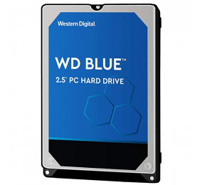 """Disco Rígido 2.5"""" Western Digital Blue 750GB 5400RPM 16MB SATA III"""