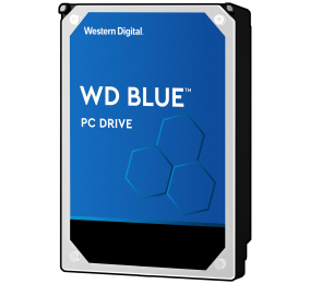 "Disco Rígido 3.5"" Western Digital Blue 4TB 5400RPM 256MB SATA III"