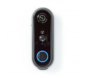 Video Porteiro Inteligente Nedis HD720P Bateria Até 6 Meses