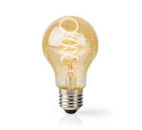 Lâmpada Nedis Filamento Branco Quente a Frio 1800K-6500K 5,5W/40W 350lm E27 A60
