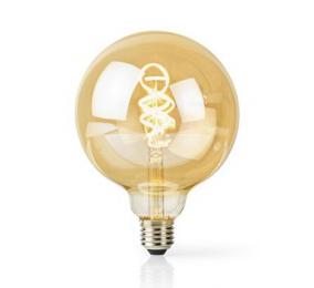 Lâmpada Nedis Filamento Branco Quente a Frio 1800K-6500K 5,5W/40W 350lm E27 G125