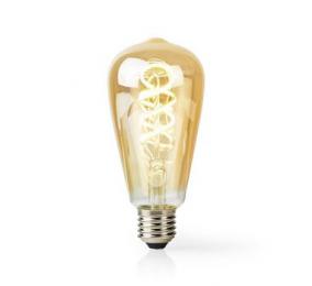 Lâmpada Nedis Filamento Branco Quente a Frio 1800K-6500K 5,5W/40W) 350lm E27 ST64