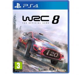 Jogo PS4 WRC 8