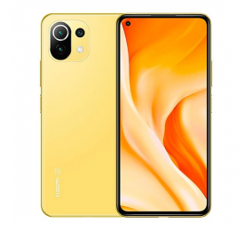 "Smartphone Xiaomi Mi 11 Lite 5G 6.55"" 8GB/128GB Dual SIM Citrus Yellow"