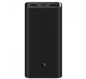 Powerbank Xiaomi Mi Power Bank 3 Pro 20000mAh 45W QC3.0 Preta