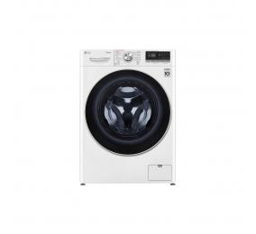 Máquina de Lavar Roupa LG F4WV5012S0W 12kg 1400RPM B Branca