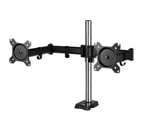 Suporte de Monitor Arctic Z2 (Gen 3) Desk Mount Dual Monitor Arm with USB Hub
