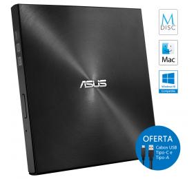 Drive Ótica Externa Asus ZenDrive U9M Black