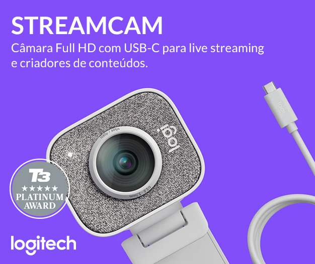 Webcams Logitech StreamCam